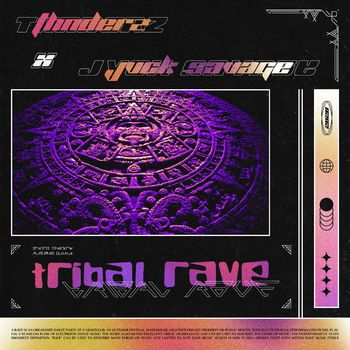 Tribal Rave cover