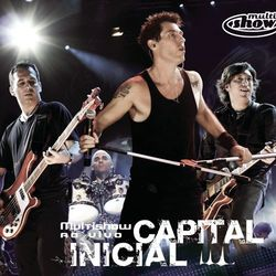 Capital Inicial –  Ao Vivo no Multishow 2008 CD Completo