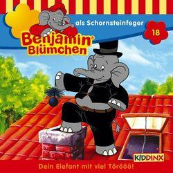 Folge 18 - Benjamin Blümchen als Schornsteinfeger