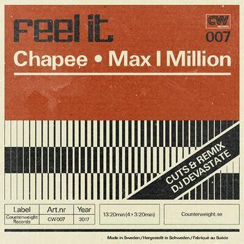 Feel It (Remix Instrumental) cover