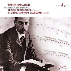 Rilke: Duineser Elegien VI-X Audiobook