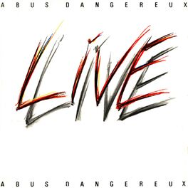 Album cover of Live