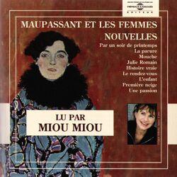 Maupassant et les femmes : Nouvelles Audiobook