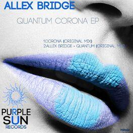 Album cover of Quantum Corona EP