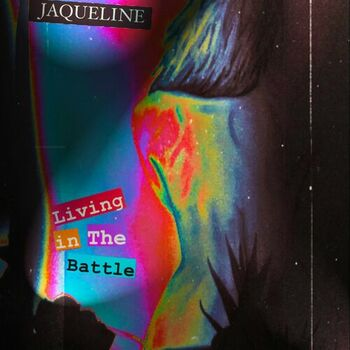 Living in the battle cover