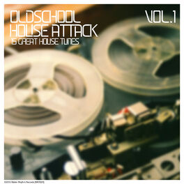 Album cover of Oldschool House Attack, Vol. 1