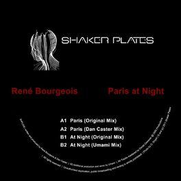 Album cover of Paris At Night