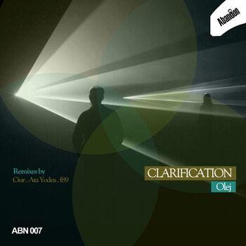 Clarification (F89 Remix) cover