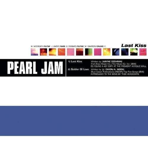 Baixar Single Last Kiss, Baixar CD Last Kiss, Baixar Last Kiss, Baixar Música Last Kiss - Pearl Jam 2018, Baixar Música Pearl Jam - Last Kiss 2018