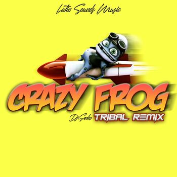 Crazy Frog (Tribal Remix) cover