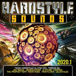Album cover of Hardstyle Sounds 2020.1