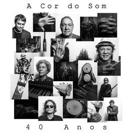 Album cover of A Cor do Som 40 Anos