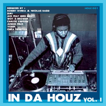 In Da Houz - Vol. 1 cover
