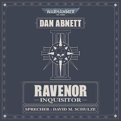 Inquisitor - Warhammer 40.000: Ravenor 1 (Ungekürzt) Audiobook