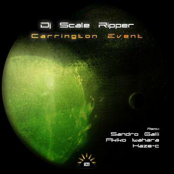 Carrington Event cover