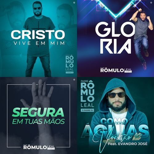 Download Padre Rômulo Leal O Padre DJ - Singles 2021