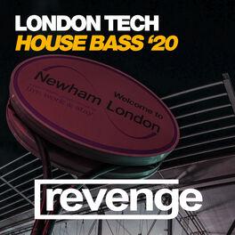 Album cover of London Tech House Bass '20