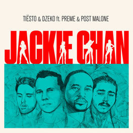 Album cover of Jackie Chan