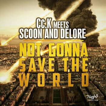 Not Gonna Save the World cover