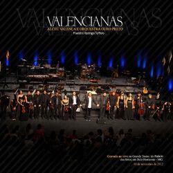 Alceu Valença, Orquestra Ouro Preto – Valencianas (Ao Vivo) 2014 CD Completo