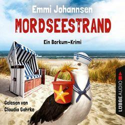 Mordseestrand - Ein Borkum-Krimi (Gekürzt) Audiobook