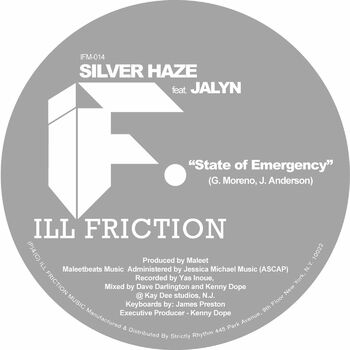 State of Emergency (feat. Jalyn) cover