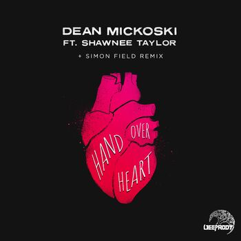Hand Over Heart (feat. Shawnee Taylor) cover