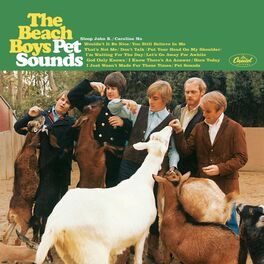 Album cover of Pet Sounds (Mono Version)