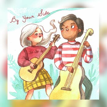 By Your Side cover