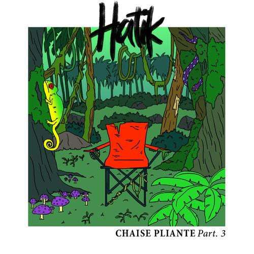 Hatik Chaise Pliante Pt 3