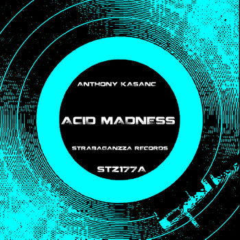 Acid Madness cover