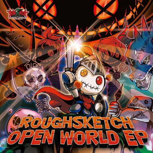 Download RoughSketch - Open World EP (NBCD043) mp3