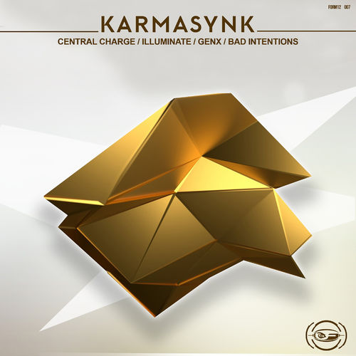 KarmasynK - Central Charge EP