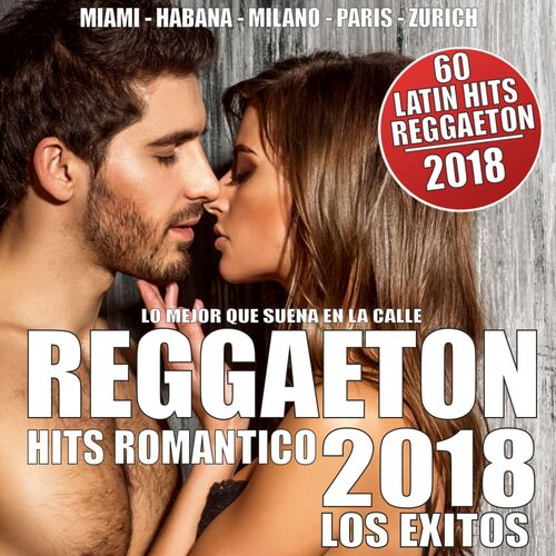 Baixar CD Reggaeton 2018 (Los Exitos) – Various Artists (2018) Grátis