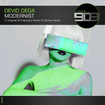Modernist cover