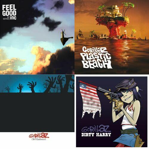 Lista pesama gorillaz – Slušaj na Deezer-u | Strimovanje muzike