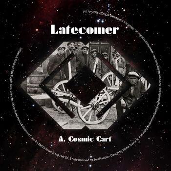 Cosmic Cart cover