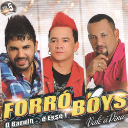 Download Forró Boys - Vale a Pena Vol. 5 2014