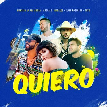 Quiero (feat. Elkin Robinson & Tuto) cover