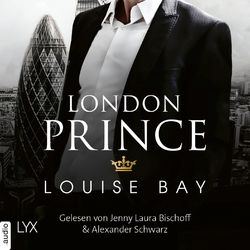 London Prince - Kings of London Reihe, Band 3 (Ungekürzt)