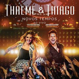 Album cover of Novos Tempos