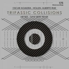 Album cover of Trifassic Collisions