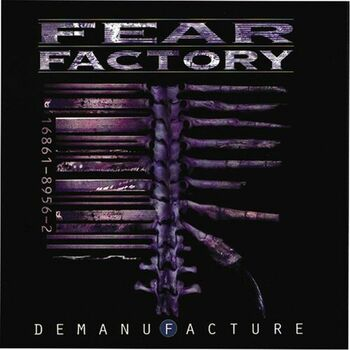 Demanufacture cover