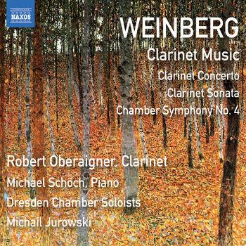 Clarinet Sonata, Op. 28: II. Allegretto cover