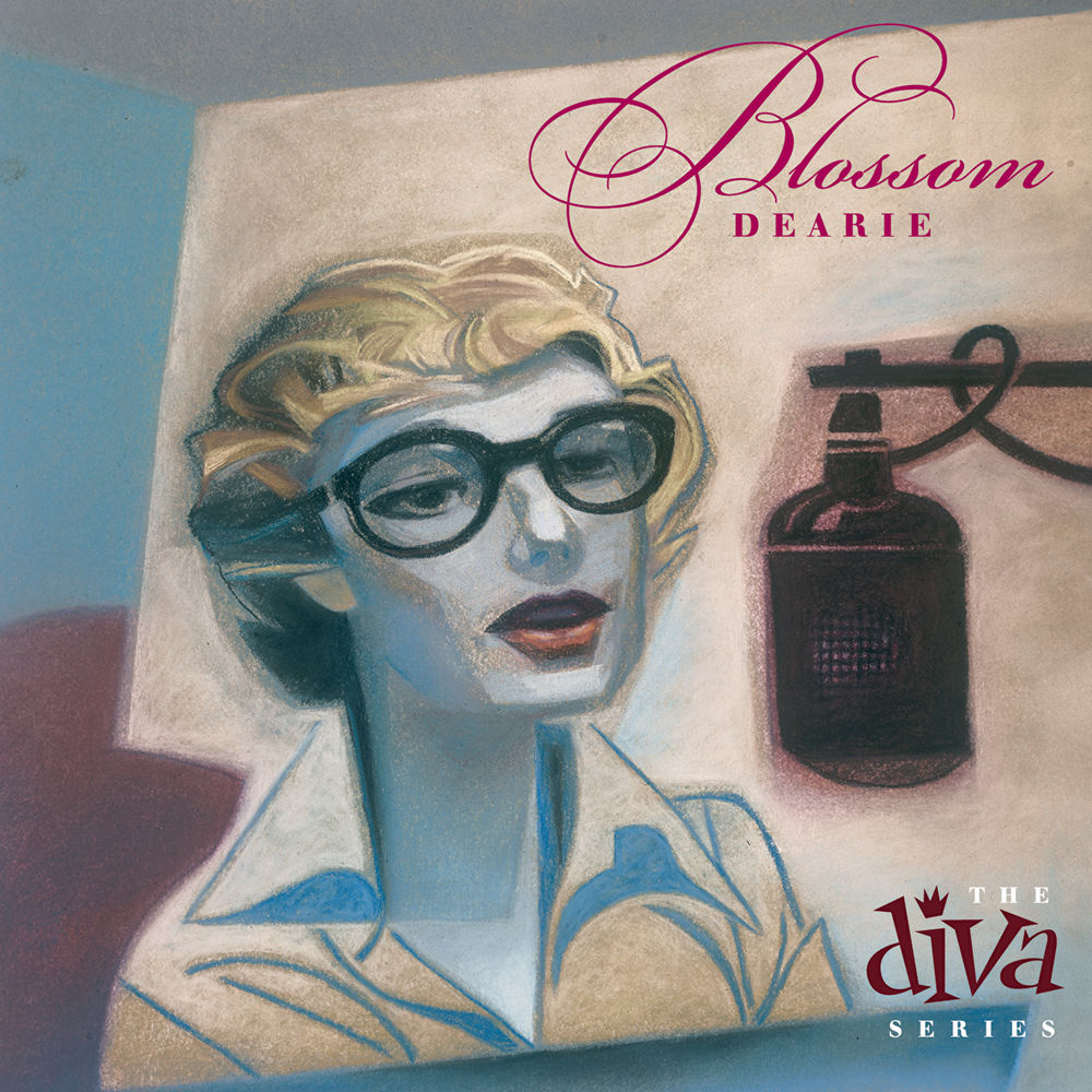"Pochette de l'album ""Give Him The Ooh-La-La"" par Blossom Dearie"