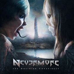 Nevermore – The Obsidian Conspiracy 2010 CD Completo