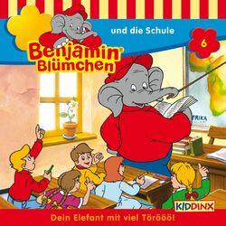 Folge 6 - Benjamin Blümchen und die Schule