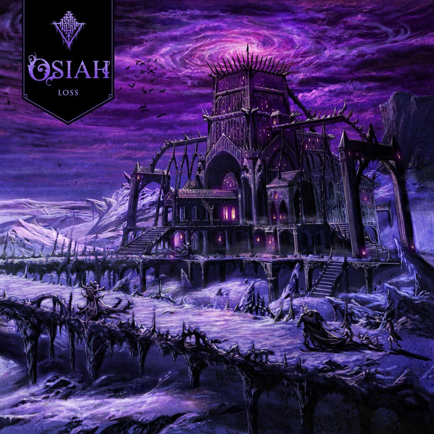 Osiah - The Eye of the Swarm [single] (2021)