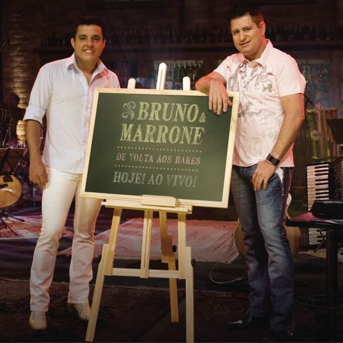 CD Bruno e Marrone - De Volta aos Bares 2010 - Torrent download