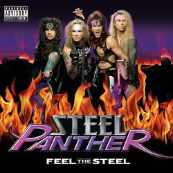 Steel Panther – Feel The Steel 2009 CD Completo